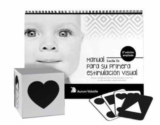 Manual primera estimulación visual