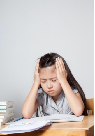 Problemas visuales infantiles: fatiga visual
