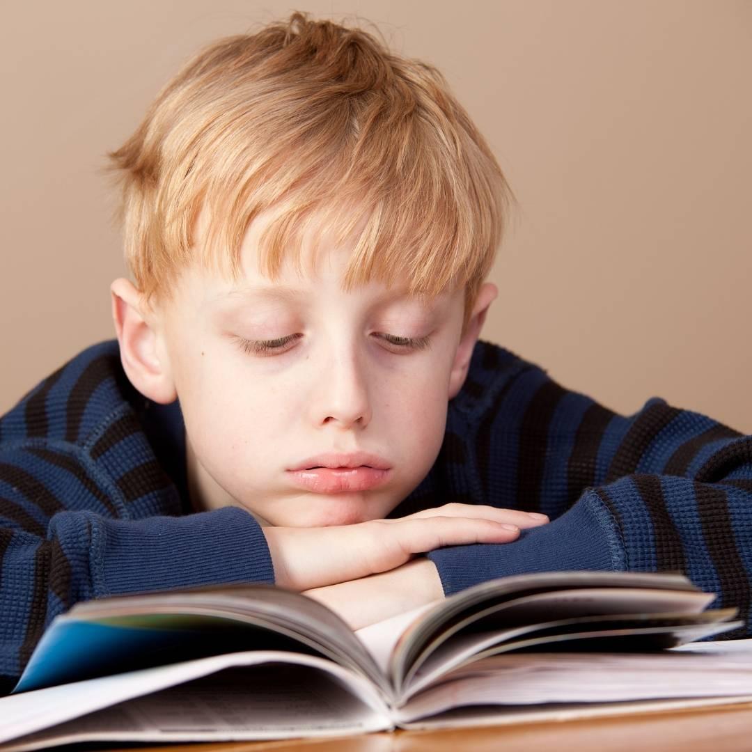 Problemas visuales infantiles 6-14 años