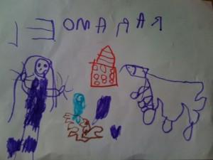 Escritura espejo: problemas visuales infantiles