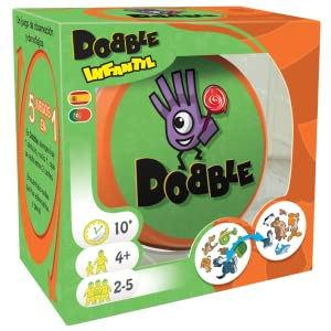 Dobble infantil: Juego de habilidad visual